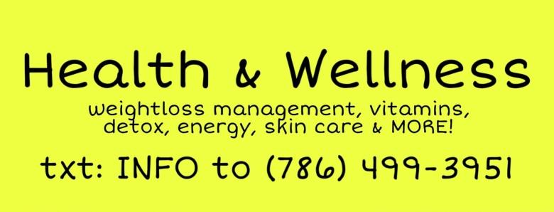 Health &Wellness